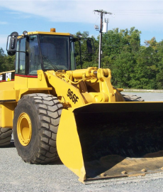 caterpillar 966 loader