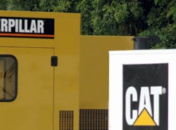 Caterpillar Expands Range of Diesel Generators