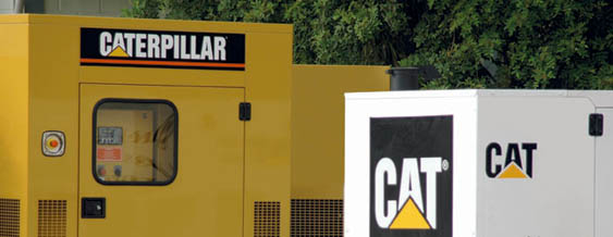 Caterpillar Expands Range of Diesel Generators
